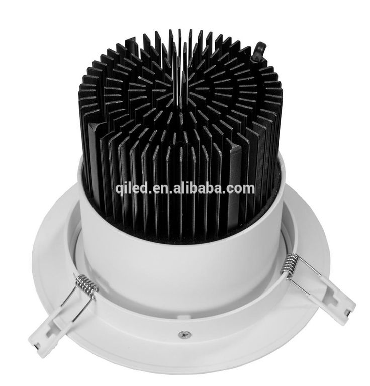 3 inch 12W flexible led light high quality black cold forging 1070 heat sink dimmable COB LED down lights