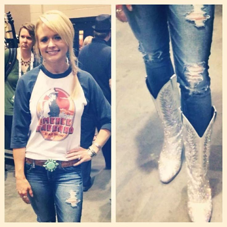 Miranda Lambert and her boots look hottt!! | These u0026quot;bootsu0026quot; are made for walkinu0026#39;... | Pinterest ...