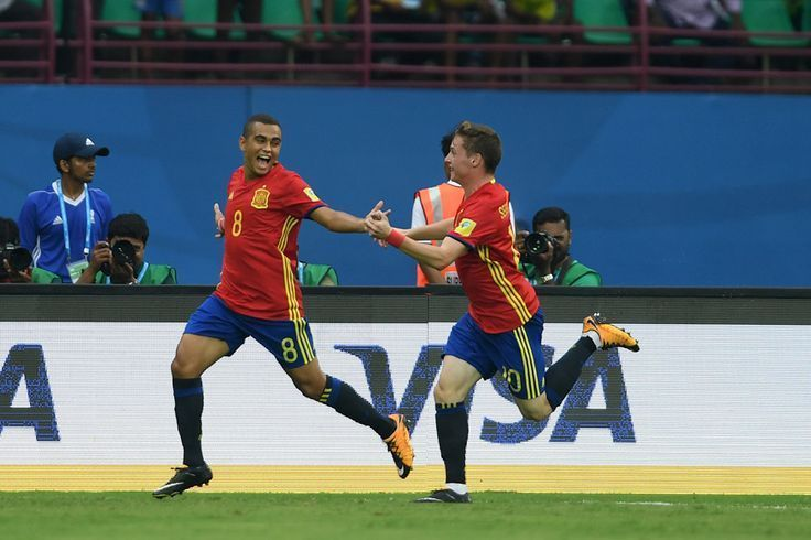 Live Score FIFA U-17 World Cup Spain vs Niger European Champions Look to Bounce ...