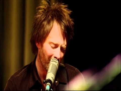 Radiohead - Weird Fishes/Arpeggi - Live From The Basement [HD]