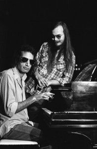 Fagen and Becker, the heart and soul of Steely Dan. Impeccably played, wickedly funny jazz-rock. Great stuff.
