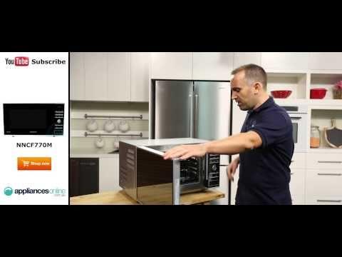 Panasonic NNCF770M 27L Convection Microwave 1000W | Appliances Online