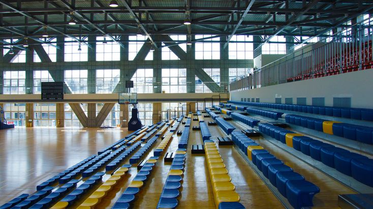 Gallery of NTFSH Gymnasium / QLAB - 31