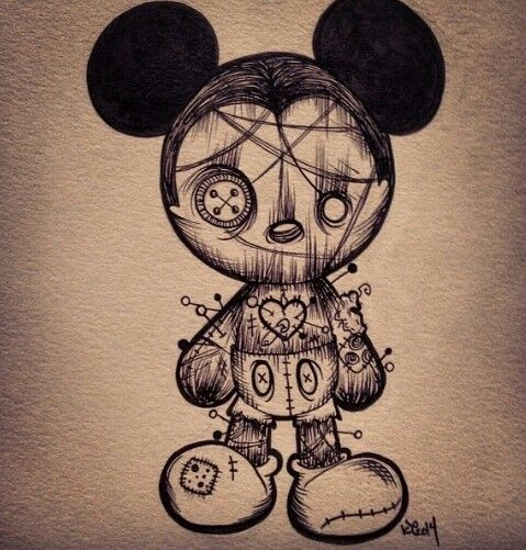 Voodoo Mickey Mouse I ️ Disney Pinterest Mickey Mouse And Mice