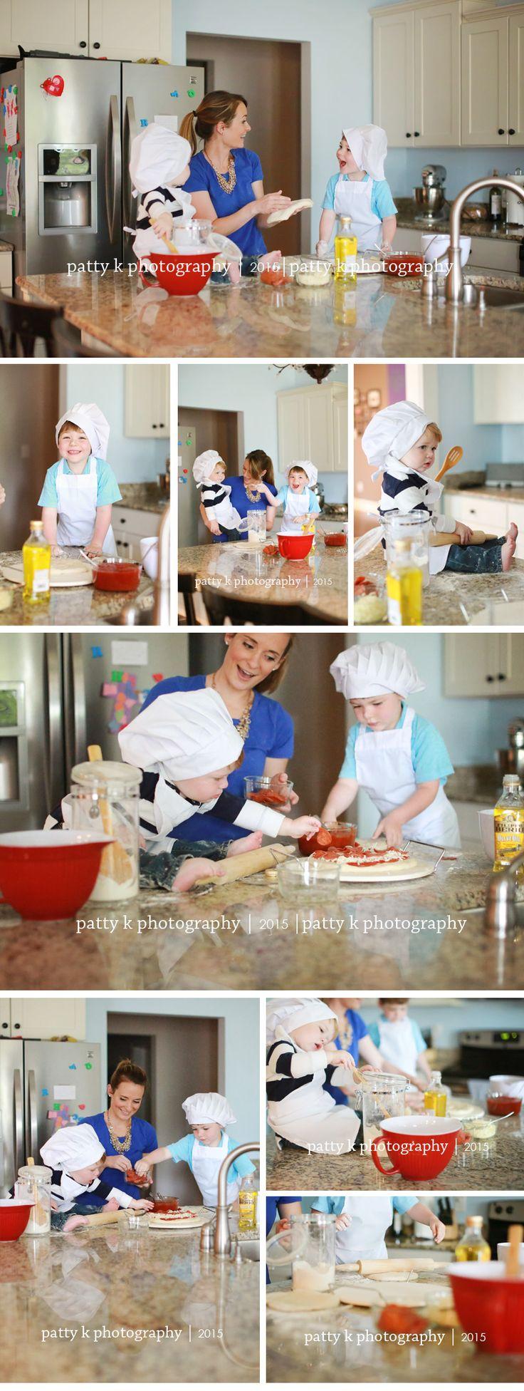Mom & her Boys | Lifestyle Imagination Session | Fayetteville, NC Child Photographer | Patty K Photography