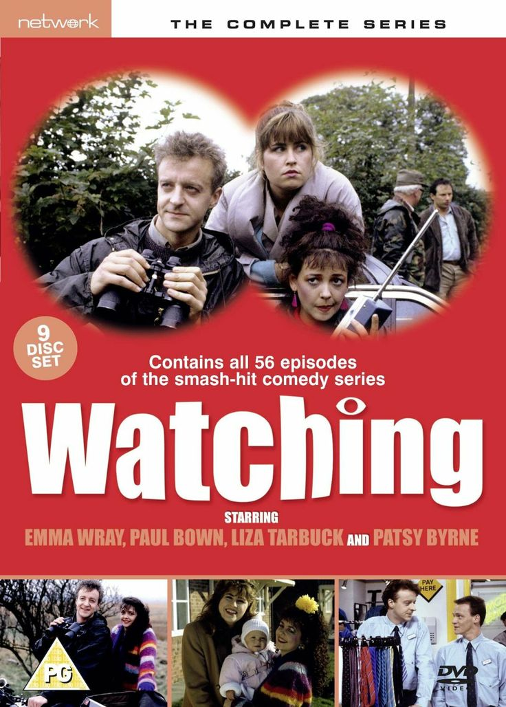 Watching - Series 1 -7 - Complete [DVD] [1987]: Amazon.co.uk: Paul Bown, Emma Wray, Liza Tarbuck, Elizabeth Morton: Film & TV