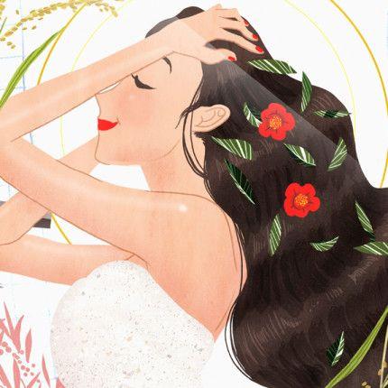 Giornata stressante? Rilassati con un massaggio alla testa (che previene anche la caduta dei capelli)