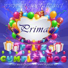 joyeux anniversaire ma cousine en espagnol