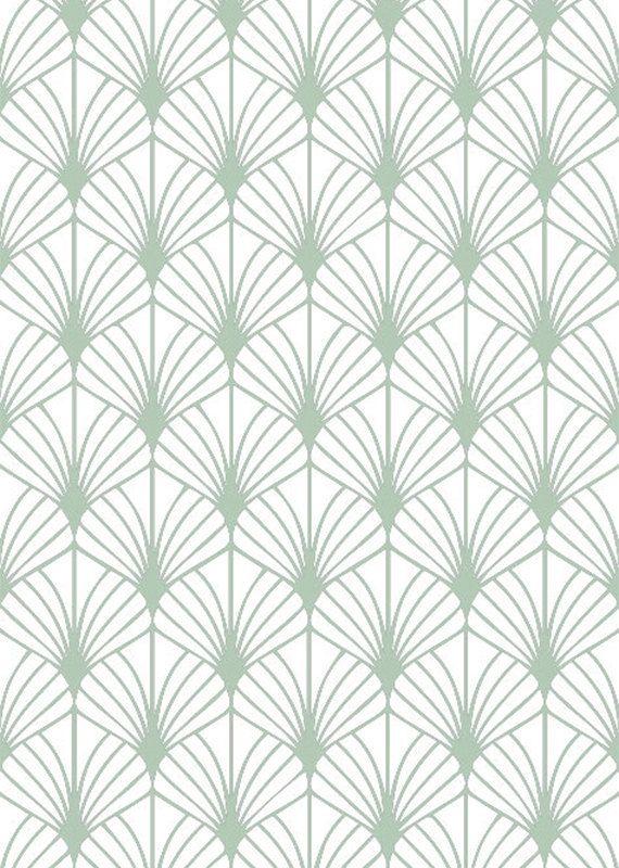 Temporaire wallpaper fond d'écran amovible papier par LenaTapet