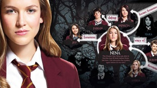 We started watching House of Anubis with the kids, and I have to admit I really enjoy the storyline and intrique.
