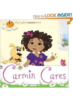 environmental books for children, environmental books for kids, environmental books, best books for earth day --> www.amazon.com/Carmin-Cares-Pumpkinheads-Karen-Kilpatrick/dp/1938447069