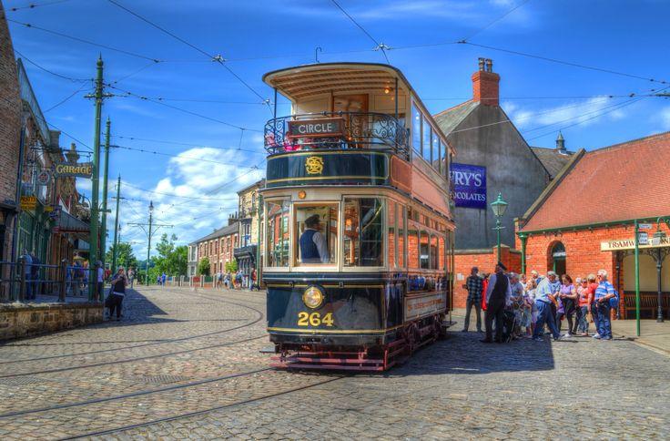 Beamish Trams HDR
