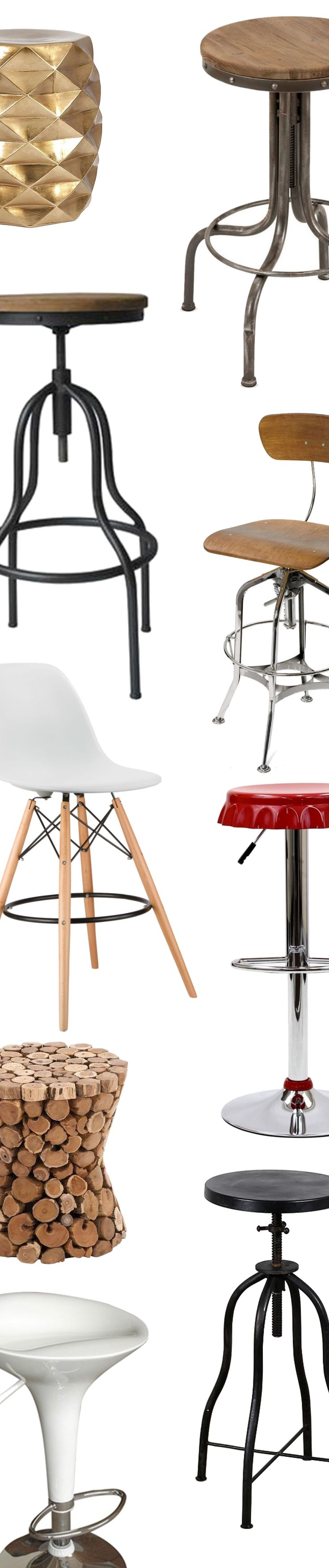 Bar Stools, Counter Stools & Garden Stools | Up to 70% Off at dotandbo.com