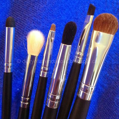 Coastal Scents Makeup Brushes, SUPER affordable and a great addition to your makeup collection!