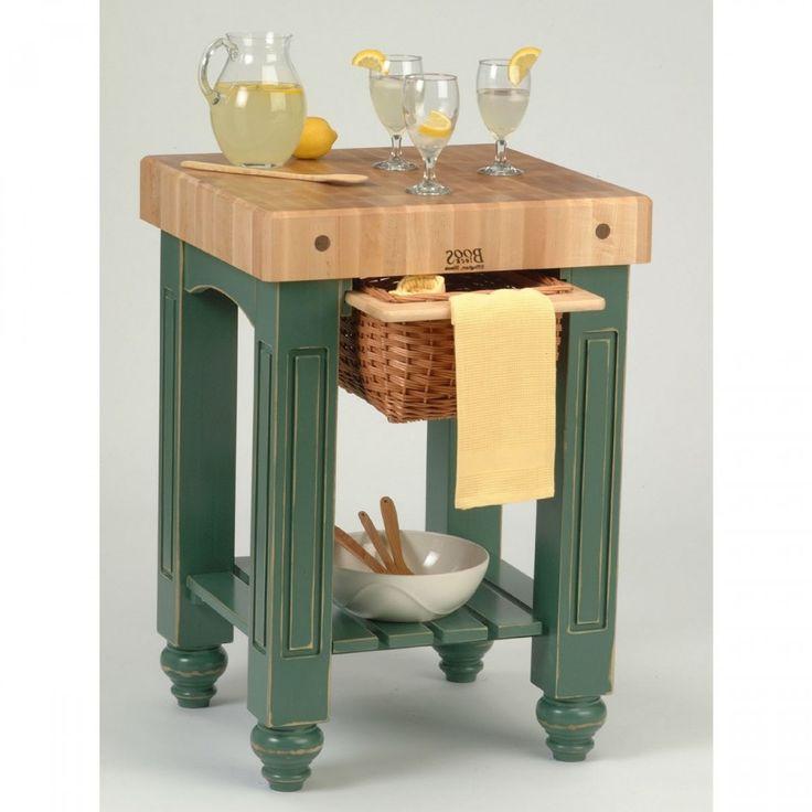 48x24 Butcher Block Table Wicker Baskets: Best 25+ Kitchen Prep Table Ideas On Pinterest