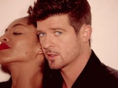 Robin Thicke - Blurred Lines (Unrated Version) Video