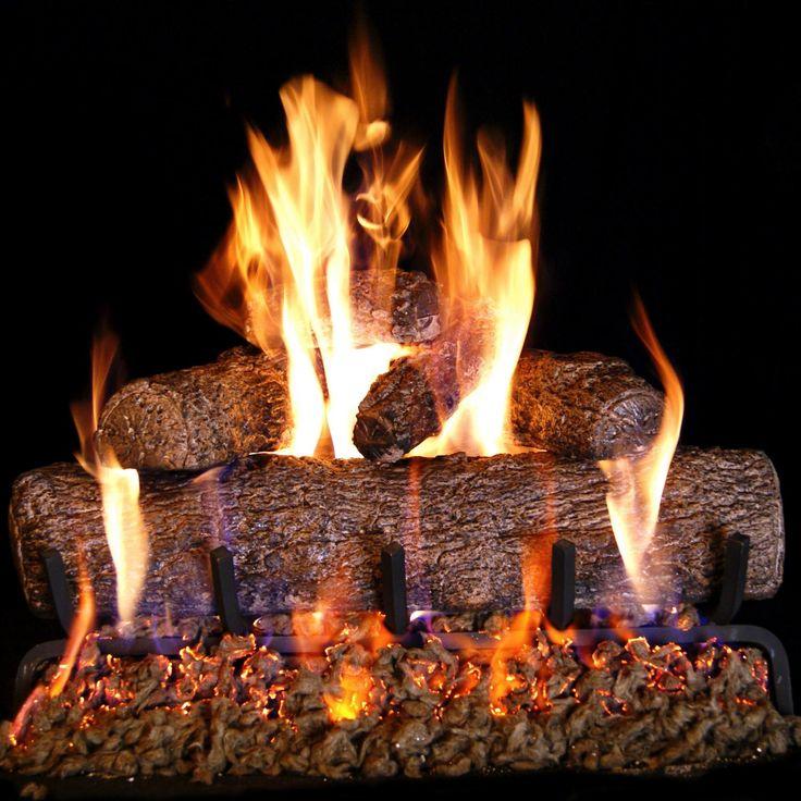 Gas Fireplace gas fireplace accessories : The 25+ best Gas logs ideas on Pinterest | Gas log fireplace ...