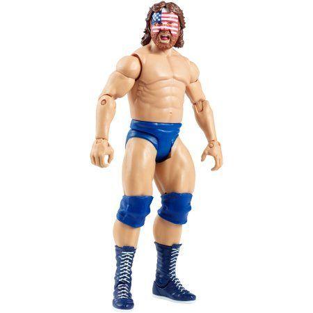 WWE Basic Summer Slam Jim Duggan, Multicolor