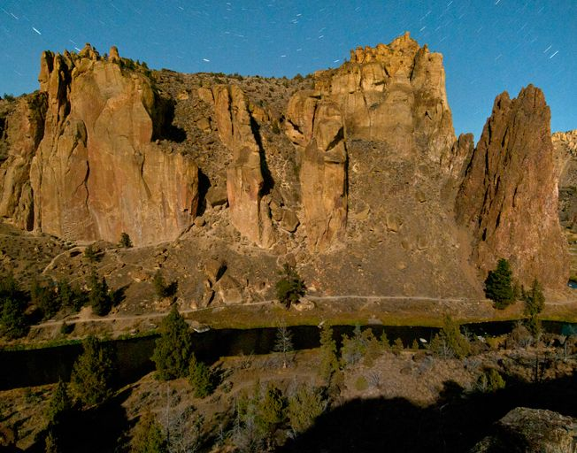 Whether you're fly-fishing, rock climbing or skiing, Central Oregon's unspoiled terrain offers the perfect setting.
