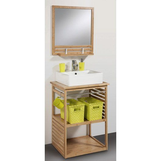17 meilleures id es propos de salle de bain marron sur pinterest d corati - Meuble de salle de bain marron ...