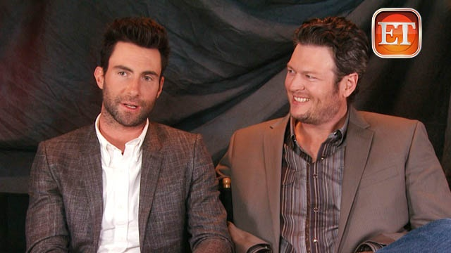 It looks like Adam Levine is off the hook for the upcoming season of The Voice, as Blake Shelton has a new man crush on Usher.