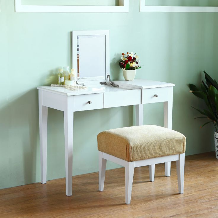 Tocador Moderno De Lneas Sencillas Proyecto Pinterest Vanity Desk Vanities And Desks