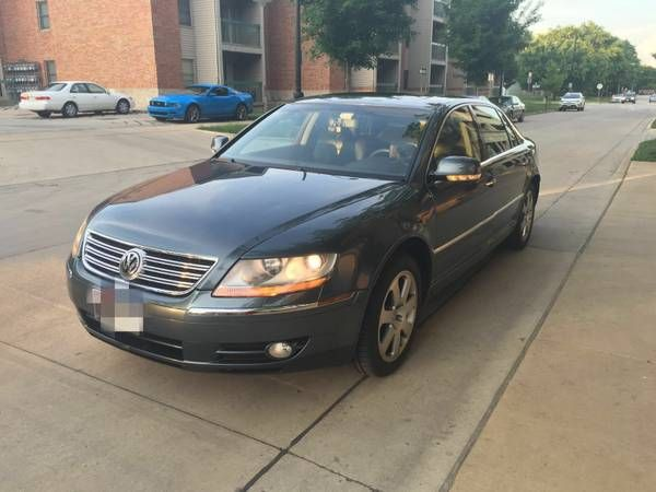 2004 Volkswagen Phaeton Low Miles!Rare to find CASH,CASHIER CHECK ONLY