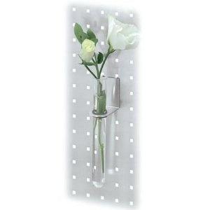 Peg Board Accessories - Flower Vase by Blomus $13.04 cute!