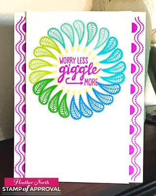 Creative Blessings: The Perfect Reason Stamp of Approval Blog Hop Day 1