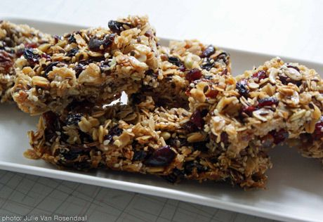 White House Fruit and Oat Granola Bars | Babble