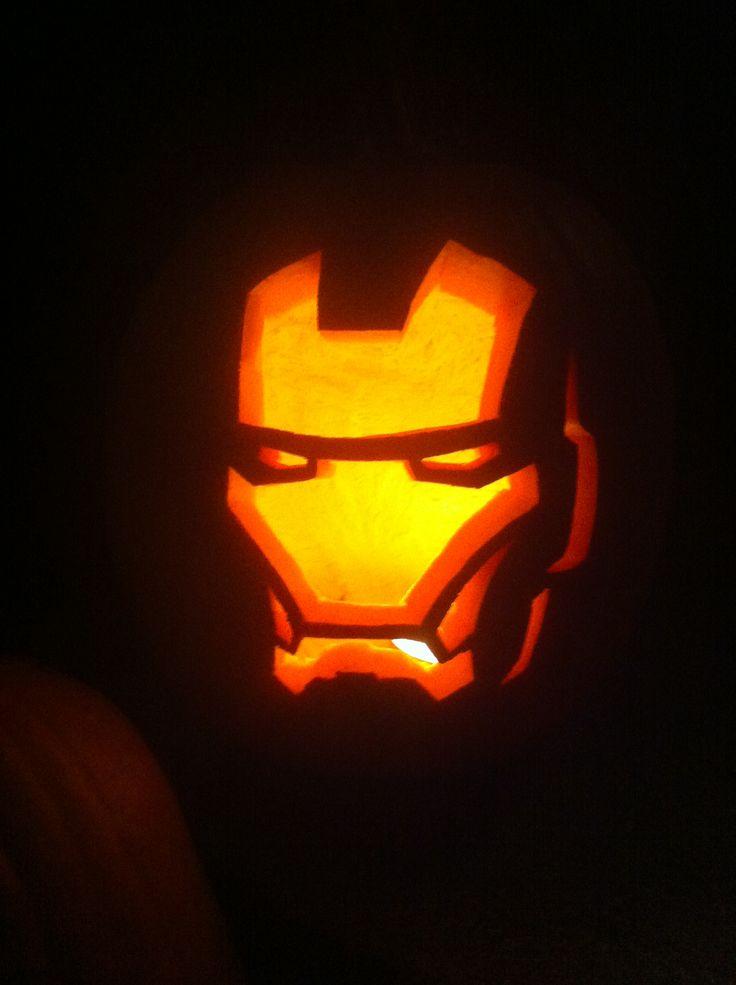 Best iron man pumpkin ideas on pinterest spiderman