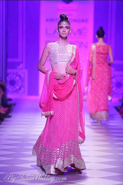 Anita Dongre beautiful lehenga collection for pre-wedding functions