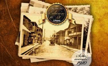 San Pedro Sula cumple 481 años de fundación, y como regalo, LA PRENSA presenta esta recopilación de imágenes históricas.