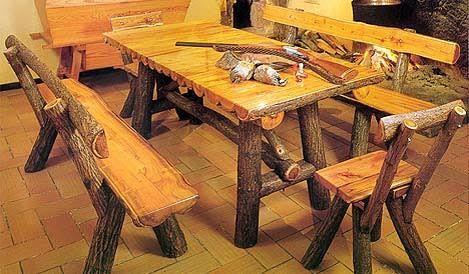 Resultado de imagen para mesas rusticas de madera