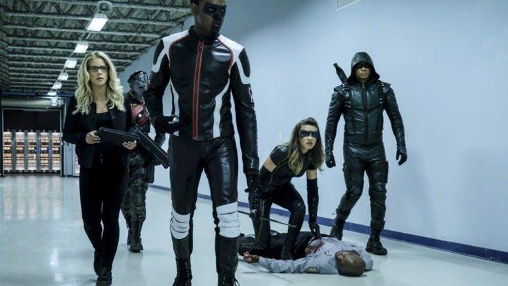Arrow Episode 6.04 Promo: Black Siren Strikes Again