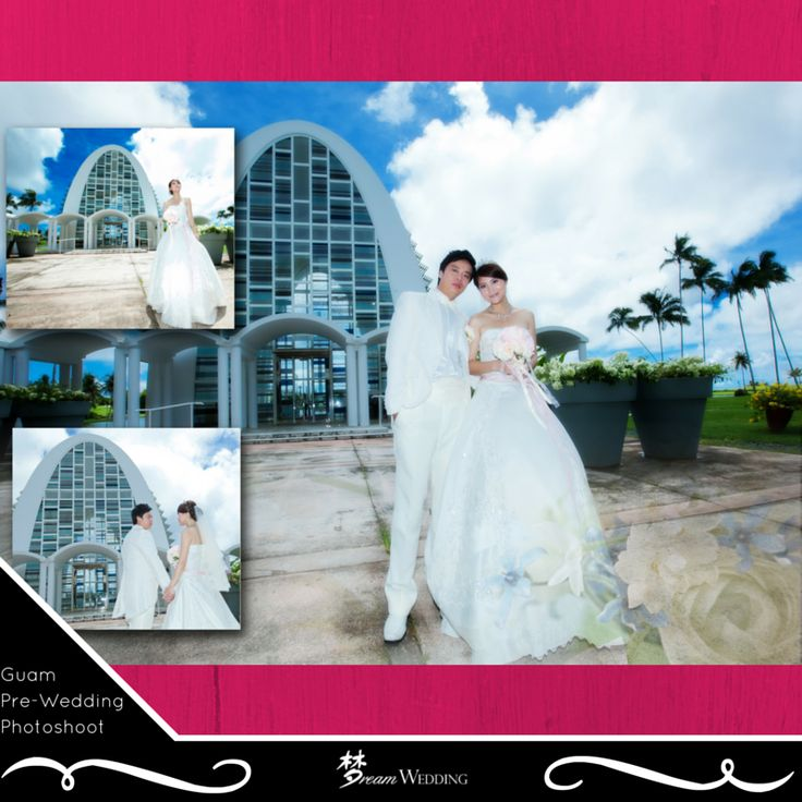 A overseas pre wedding photoshoot storyline by our