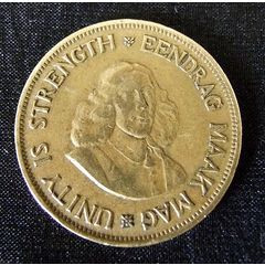 South Africa 1961 1 cent coin for R10.00