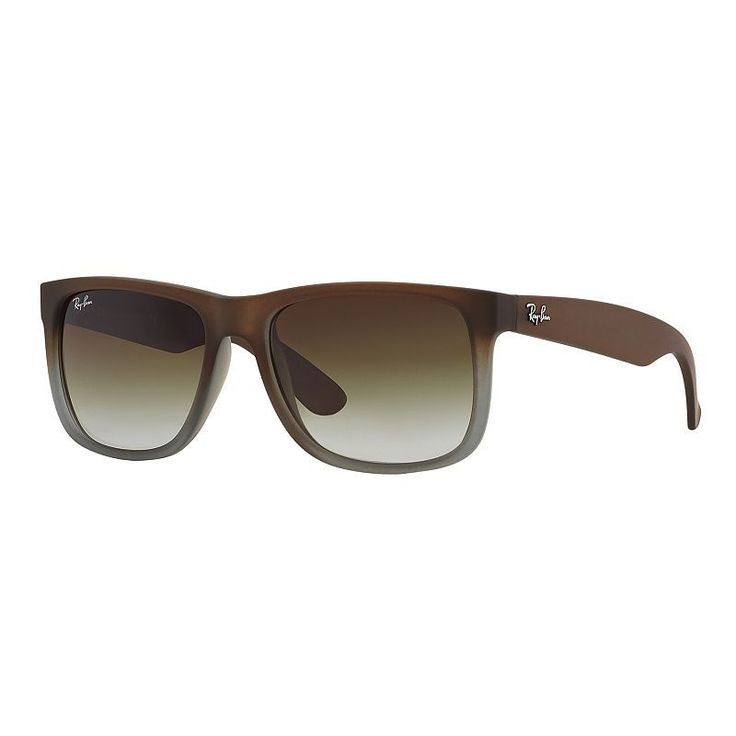 Ray-Ban Sunglasses, 54 JUSTIN - Sunglasses by Sunglass Hut - Men - Macy\u0026#39;s