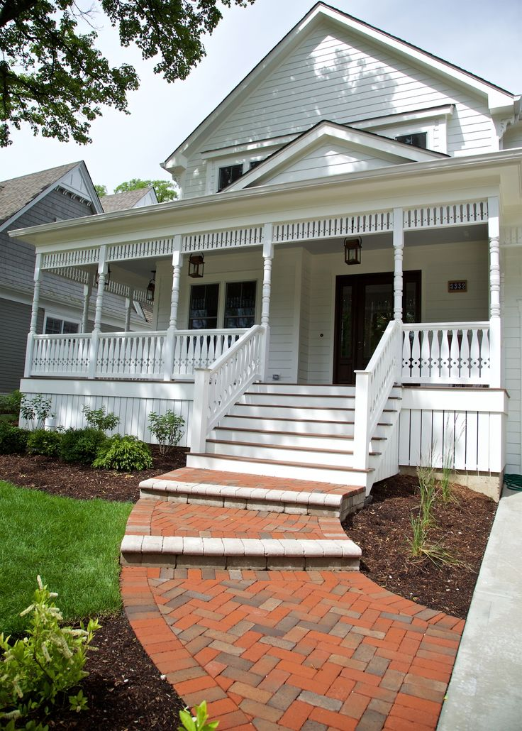 33 best exteriors collection images on pinterest glen for New construction farmhouse