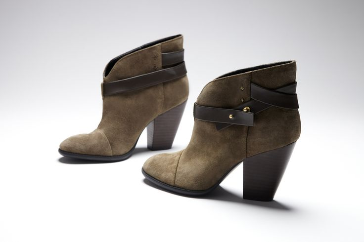 Ankle booties.   SHOES my way