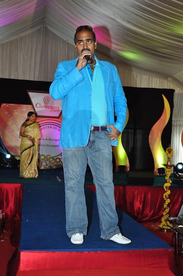CEO Subhakar Rao