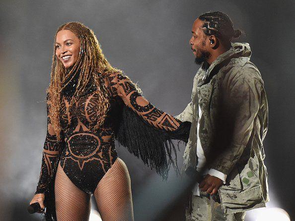 Beyoncé & Kendrick Freedom 2016 BET Awards