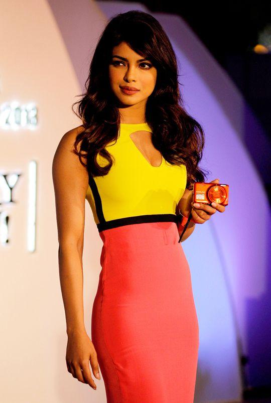 Priyanka Chopra #Bollywood #Fashion