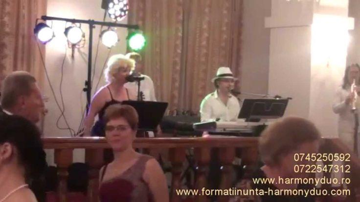 Formatie nunta Brasov-HARMONY DUO-Rock&Roll(Formatii Hotel Aurelius)