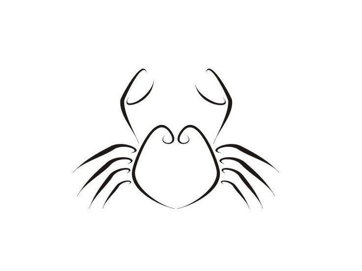small crab tattoo - Google Search