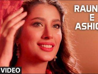 Raunaq-e-Ashiqui HD Video Song Punjab Nahi Jaungi 2017 Humayun Saeed, Mehwish Hayat, Urwa Hocane | New Pakistani Songs
