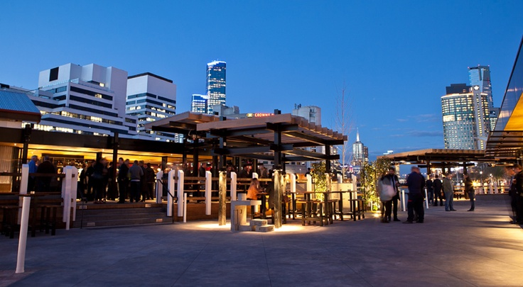 The Boatbuilders Yard - heaps of space, great view and all in the city!