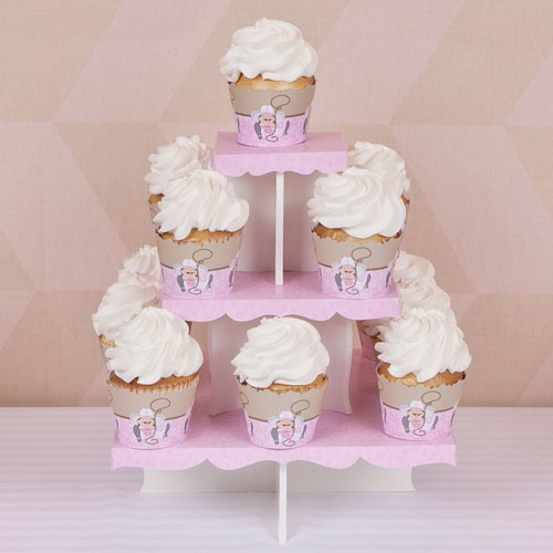 43 Best Cupcake Stands Images On Pinterest Cupcake Stands Tiered