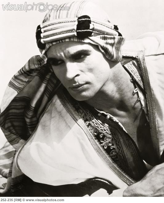 Rudolf Nureyev as Valentino, 1977