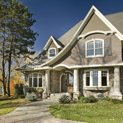 Traditional Exterior By Stonewood Llc Rich People 39 S